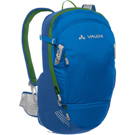 VAUDE Splash 20+5 Selkäreppu, hydro blue/royal